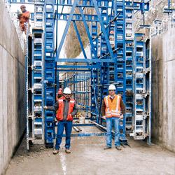 Sistema Carro Muro y Losa All Steel